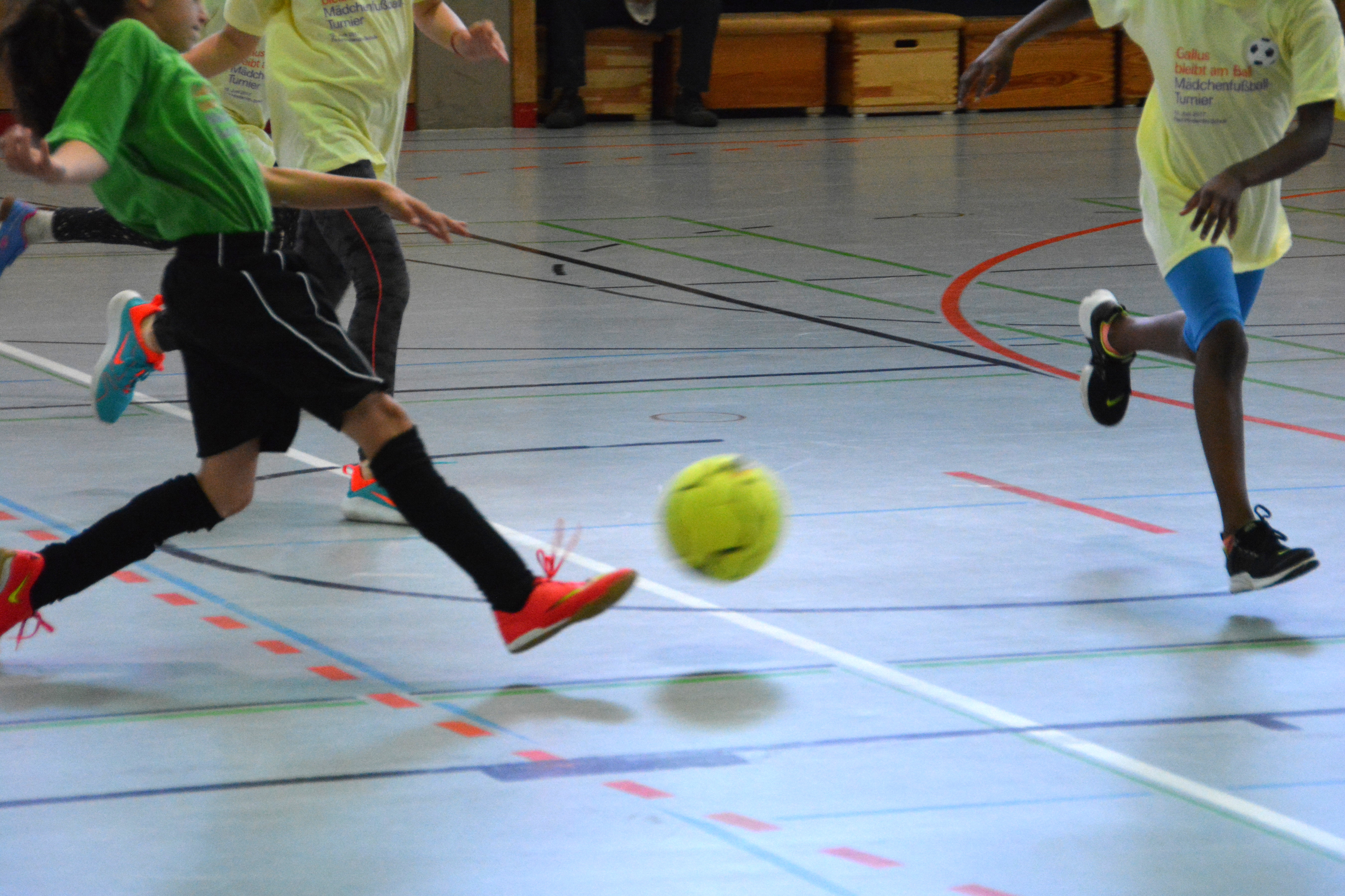 Gallus bleibt am Ball copyright Klaus Redmann