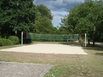 beachvolley am Main